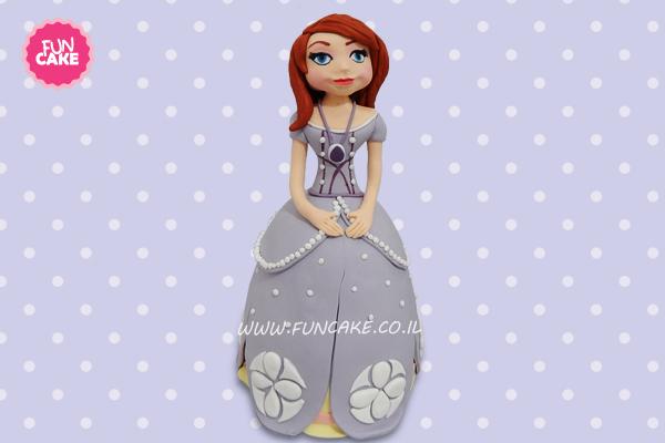 עוגת הנסיכה סופיה
