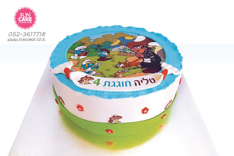 עוגת דרדסים תמונה