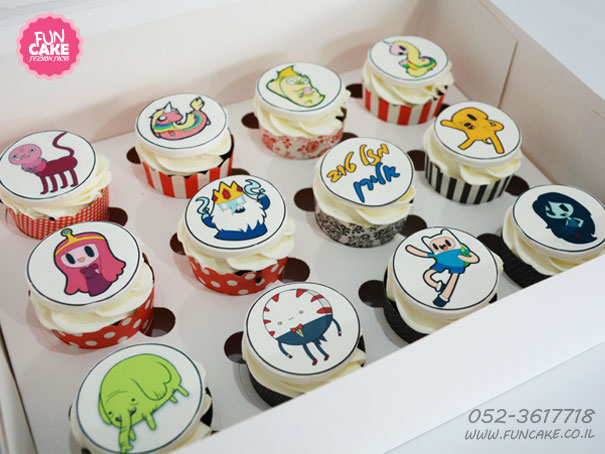 adventure-time-cupcakes