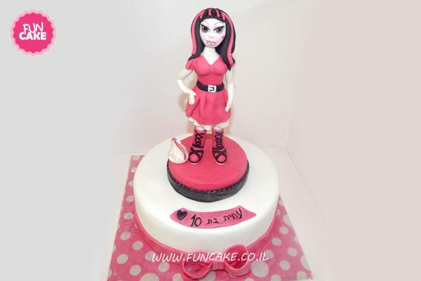 עוגת דרקולרה