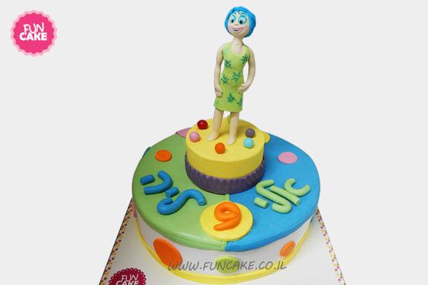 עוגת ״הקול בראש״
