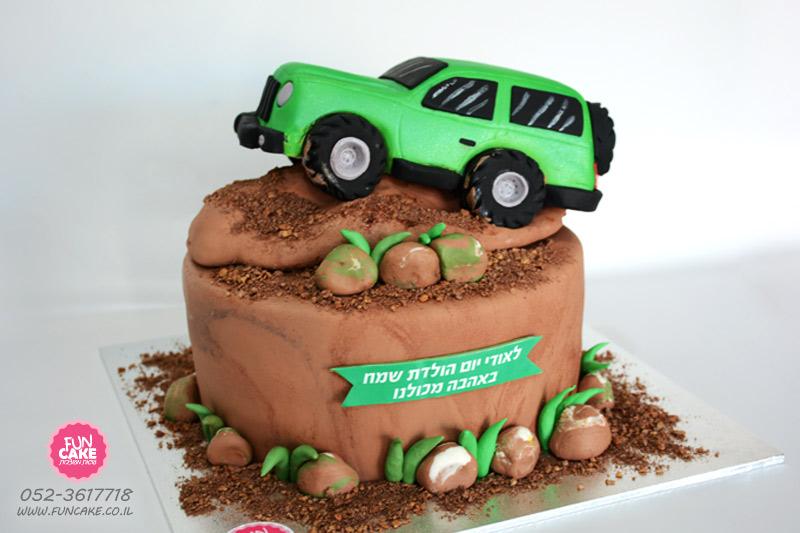 עוגת-ג׳יפ