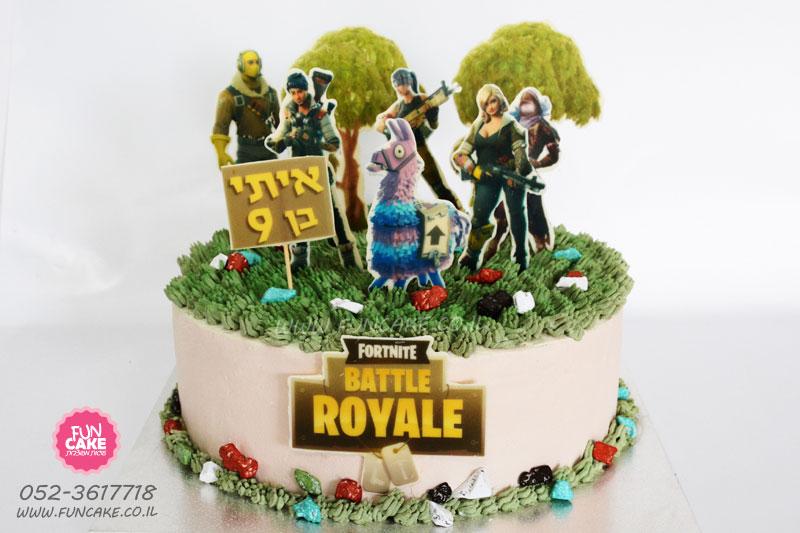 עוגת-פורטנייט