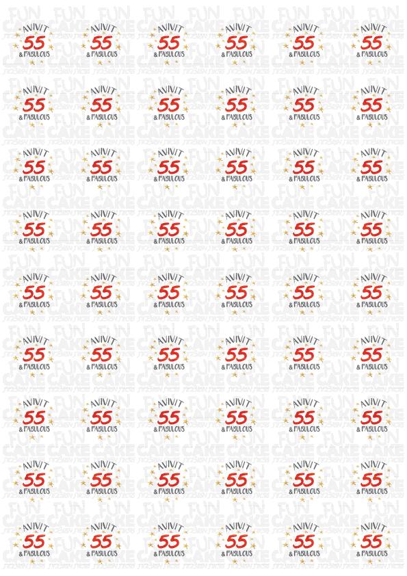 יום הולדת 55